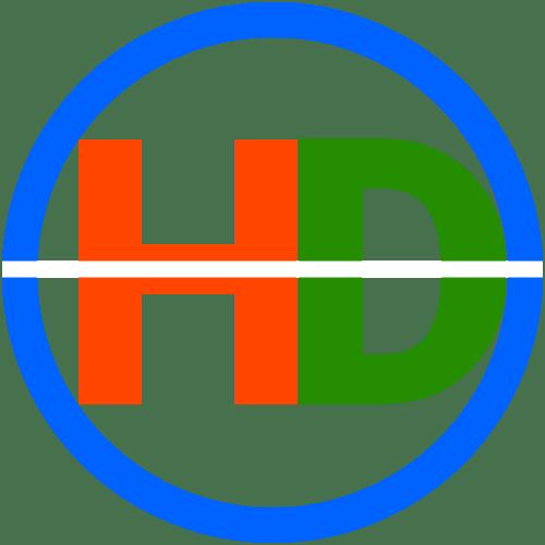 Hindi Read Duniya Logo icon