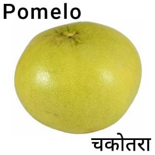 Pomelo-चकोतरा